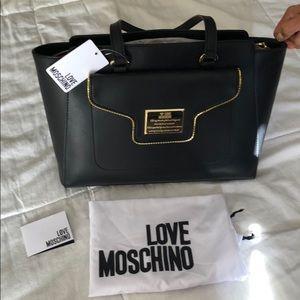 Love Moschino Black Bag